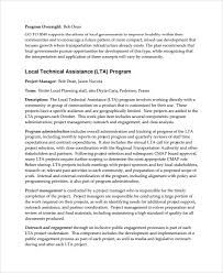 project analysis report template sle staff report template 6 documents in pdf