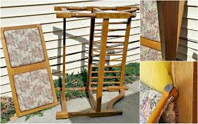 bench makeover elegant country style redo it yourself