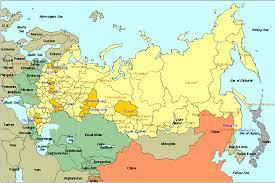 former soviet union map map of phase i survey russia longitudinal monitoring