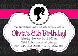fashion show birthday invitations ideas 17 best images about