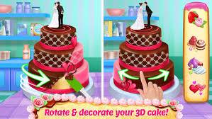 cake maker real cake maker 3d bakery on the app store