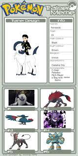 Pokemon Meme Generator - pokemon trainer meme template by kuching sama by metrom1 on deviantart