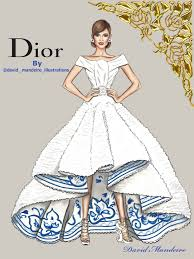 31 best christian dior sketches images on pinterest fashion