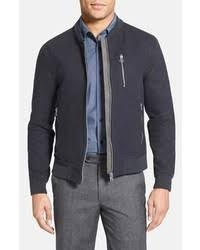 Wool Bomber Jacket Mens Charcoal Wool Bomber Jackets For Men Men U0027s Fashion