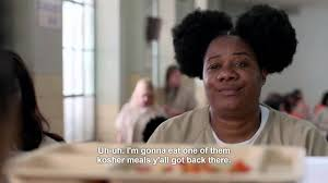 Orange Is The New Black Meme - orange is the new black shabbat shalom bitch youtube