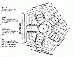 pentagon floor plan map monday navigating the pentagon