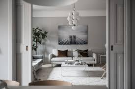 stylish home in grey coco lapine designcoco lapine design