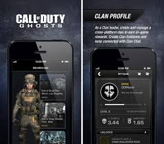 call of duty ghosts apk official call of duty ghosts companion app for ios android and