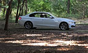 bmw 3 series fuel economy 2017 bmw 3 series in depth model review car and driver