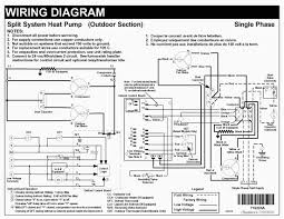 heat pump wiring diagram schematic for ge bright diagrams ansis me