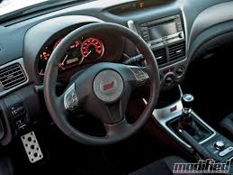 subaru impreza 2017 interior 2010 subaru impreza wrx sti se first drive modified magazine