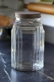 vintage glass canisters kitchen 14 best glass jars images on vintage jars vintage