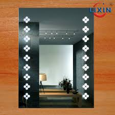 backlit salon mirror backlit salon mirror suppliers and