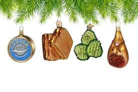 food themed ornaments zero calories and oodles of