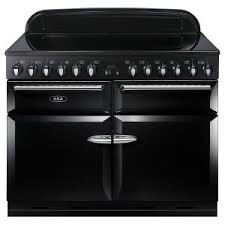 Smeg 110 Gloss Black Induction Buy Induction Range Cookers At The Discount Appliance Centre