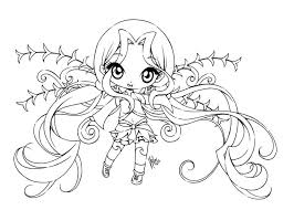 printable 34 fairy coloring pages 3930 anime fairy coloring