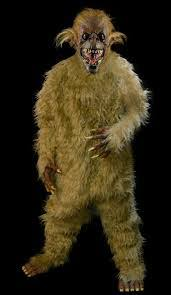 Bigfoot Halloween Costume Kids Bigfoot Costumes Parties Costume