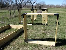 raised garden bed fence ideas buythebutchercover com
