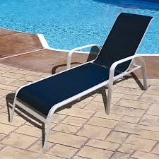 capri chaise by chicago wicker watson u0027s outdoor seating