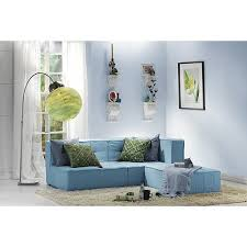 your zone loft collection comfy lounger blue innocence walmart com