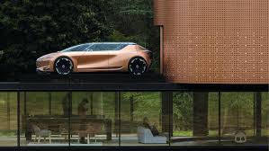five innovative self driving and electric cars at frankfurt motor
