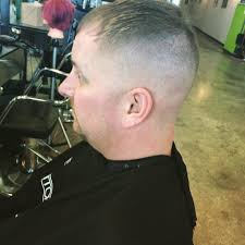 how to style short hair all combed forward military haircuts best 40 high and tight haircuts for men atoz