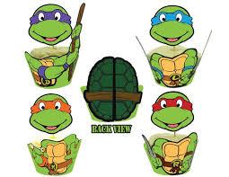 ninja turtles clipart printable pencil color ninja