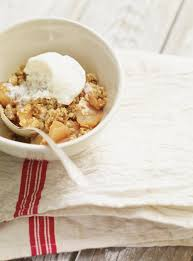 cuisine ricardo com apple crisp ricardo