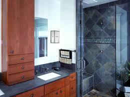 ideas for remodeling bathrooms corner bathroom cabinets hgtv