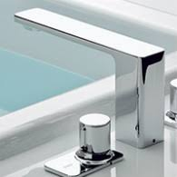 Toto Aimes Faucet Focal Point Toto Bath Faucets Showers And Accessories