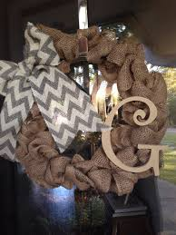 friendly home decor burlap wreath tutorial all things new