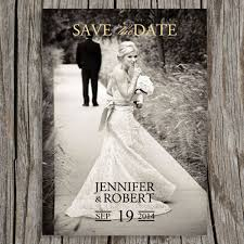 vintage save the date cheap vintage simple photo save the date ewstd044 as low as 0 60