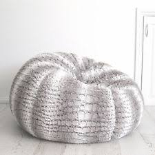 chair faux fur bean bags u0026 inflatables ebay