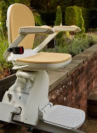 outdoor stairlift for external use british built weather