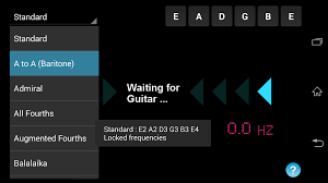 tuner gstrings free apk free guitar tuner android apps on play