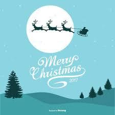 beautiful merry illustration free vector