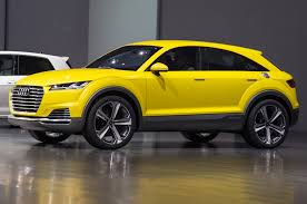 concept audi report audi ttq will be production version of tt offroad concept
