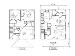 beach bungalow house plans
