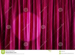 Light Purple Curtains Purple Curtains With Light Spot Stock Images Image 22065704