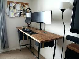 diy standing desk converter diy stand up desk stand up desks the standing desk mod diy sit stand