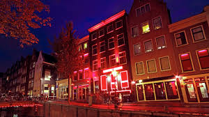 cancun red light district amsterdam red light district walking tour youtube