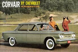 first chevy car throwback thursday america u0027s overlooked classic the corvair