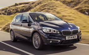 bmw 2 series active tourer review better than a volkswagen golf sv