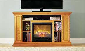light oak electric fireplace fireplace tv stand 50 electric indoor shelves storage light oak