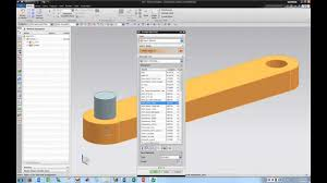 nx 9 tutorial 2 motion simulation youtube