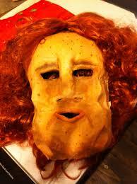 davy crockett halloween costume alfa img showing rocky dennis halloween mask comic con dallas
