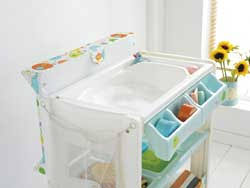 Bath Changing Table Baby Changing Station Plastic Changing Table Foter Baby Changing