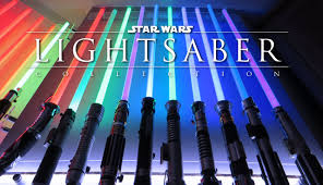 Star Wars Light Saver Star Wars Replica Lightsaber Collection Youtube