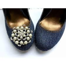 flower shoe clip decoration clip on shoe accessory shoe