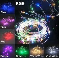 led christmas lights warm vs cool 10m 100led christmas fairy lights silver wire led starry lights dc